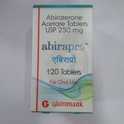 Abirapro Abiraterone Acetate Tablets USP 250 Mg