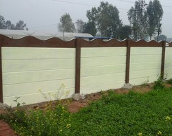 Readymade Compound RCC Wall