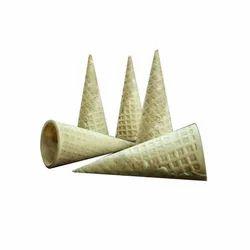 Plain Wafer Cone