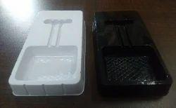 HIPS Earphone Blister Packaging Tray