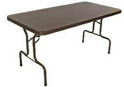 Supreme Sharp Buffet Dining Table or cafeteria table