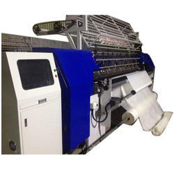 Multi Needle High Speed Shuttle Quilting Machine