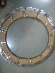 Industrial Clutch Plate