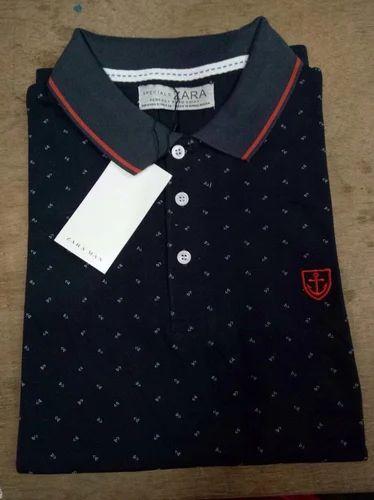 Zara Man Polo Neck T-shirts at Rs 190 /piece