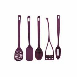 Plastic Kitchen Tool Set