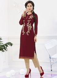 Ladies Designer Long Kurta