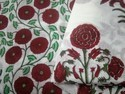 Printed Sanganeri Cotton Fabric