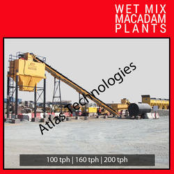 Wet Mix Macadam Plants