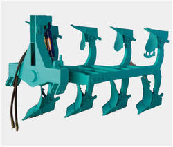 Reversible Plough Machine