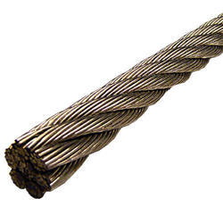 Grade 316 Steel Wire Rope
