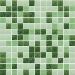 Random Mix Mosaic Tiles For Interior
