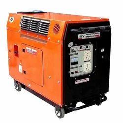 Silent GE-5000 RS Portable Petrol Generator