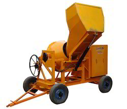 Standard Tilting Drum Mixer Concrete Mixer, Model/Type: Diesal / Motor Driven, Packaging Type: Standard