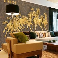 living room wallpapers - suppliers, manufacturers & traders in india