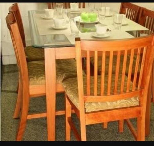 Dining Wooden Set