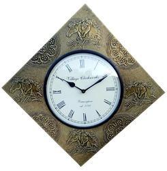 Decorative Wall Clock in Mumbai Maharashtra Sajavti Diwar Ghadi
