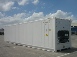 40' Reefer Shipping Container