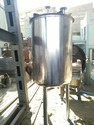 Stainless Steel Vessels, For Oil & Gas Industry