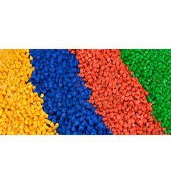Suraj Polymers Polypropylene Colored Plastic PP Granules, Packaging Type: Bag, Granule