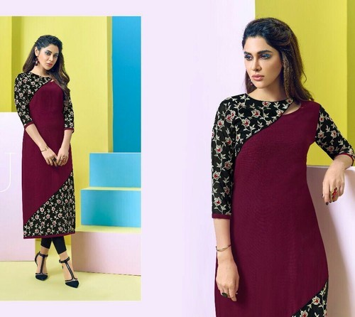 4728d64070 Kapadia Selection, Ahmedabad - Wholesaler of Rayon Kurti and ...
