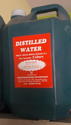 Distilled Battery Water 5 L