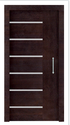 Paandoor Wood Designer Laminated Flush Door, Size/dimension: 39x84, For Home