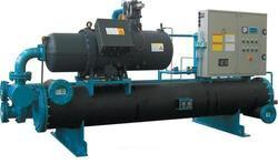 Screw Type Ammonia Chillers