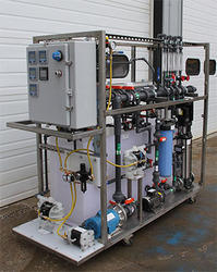 Reverse Osmosis Plant for Medical Purposes