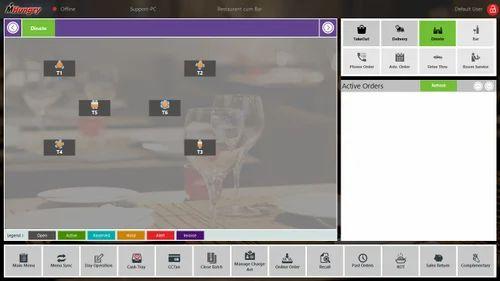 Mobile POS - Windows Waiter Ordering App - Posorbis IT