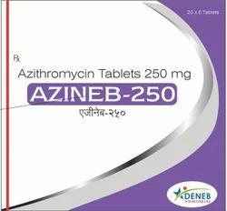 Azithromycin 250 Mg. (Azineb - 250 Tablet)