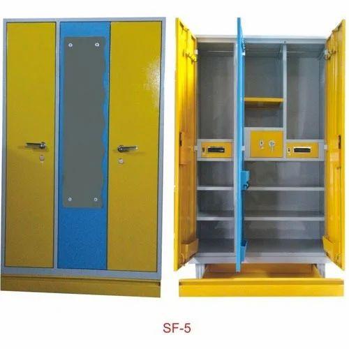 Sangam Fancy Three Doors Cupboard  sc 1 st  IndiaMART & Sangam Fancy Three Doors Cupboard at Rs 11000 /piece | Cupboards ...