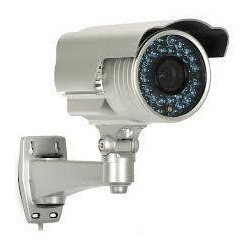 High Resolution CCTV Camera