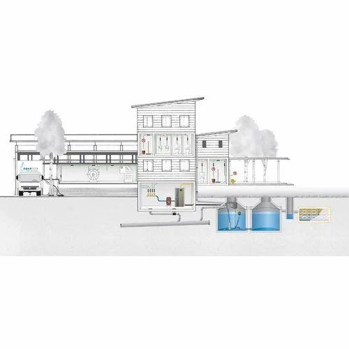 Rainwater Harvesting & Storm Water Drainage System