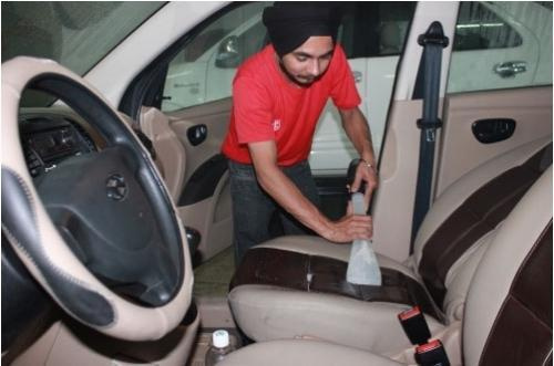 Product Image Car Seat Cleaners