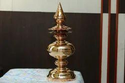 Special Gopura Kalasam Copper 2 Feet