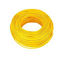 Mauli Cab (manufacturing Brand ) 2.5mm Yellow Wire Cable