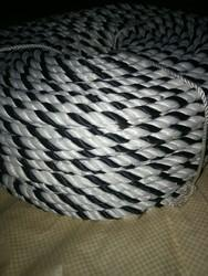 Polyester Black White Ropes