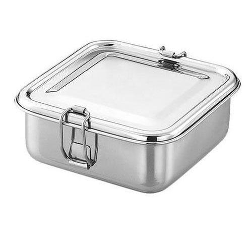 02f774ccad0e Stainless Steel Square Lunch Box