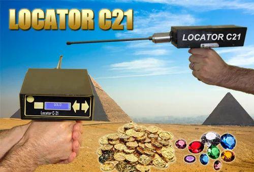 Gold Silver Diamonds Locator C21 Device Treasure Hunter