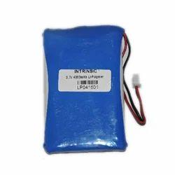 3.7V Li Polymer Battery Pack