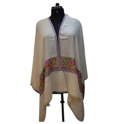 Pashmina Multicolour Embroidery Scarves