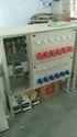 Mild Steel Sheet Three Phase Electric Panel, Ip Rating: Ip33