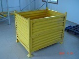 Metal Stackable Storage Bin