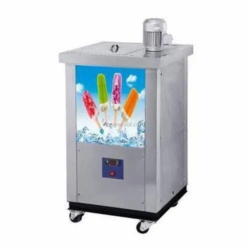 Popsicle Machine, Ice Lolly Making Machine, आइस लॉली मशीन - Timeless  Merchants, Faridabad   ID: 12974040597