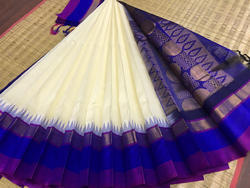 Fashionable Silk Cotton Saree