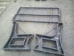 Cement Chair Bench Mould