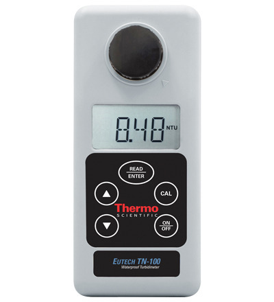 Thermo Scientific 0 To 1000 Ntu Eutech TN-100 Waterproof Turbidity Meter, Model Name/Number: Tn 100