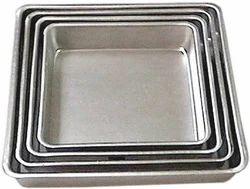 Aluminum Cake / Kulfi Moulds