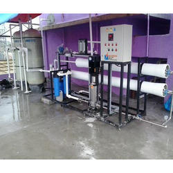 Industrial RO System Plant