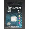 Memory Card Blister Packing Printing Card
